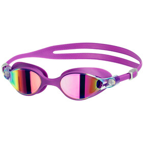 speedo Virtue Mirror Gafas Mujer, purple vibe/pink